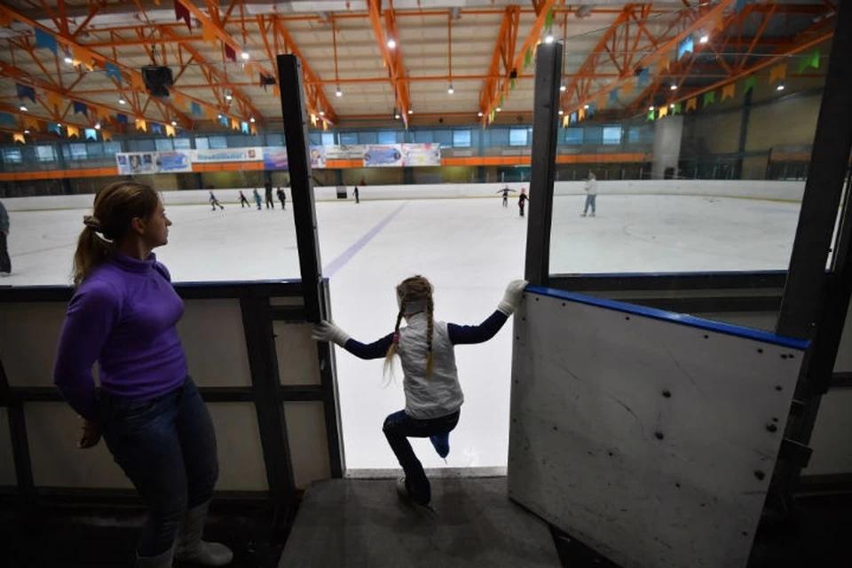 Ярославль может лишиться олимпийского фигурного катания