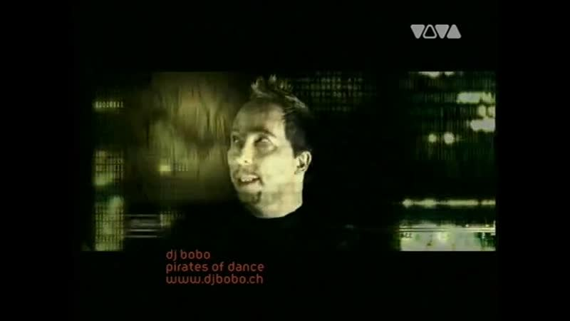 DJ Bobo Pirates Of Dance VIVA TV