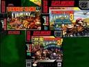Donkey Kong Trilogy (SNES) - Gameplay