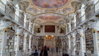 Admont Bibliothek 2017