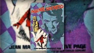 Благородный Станислас, секретный агент  -  Комедия, шпионы  Франция 1963