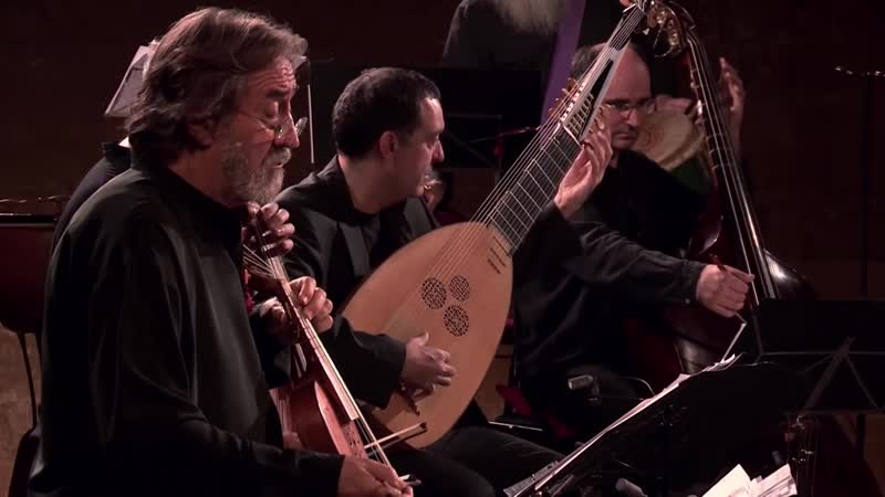 Jordi Savall and Hespèrion XXI Lachrimae Caravaggio Musical Europe in the Time of Caravaggio 2012