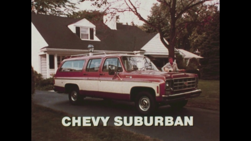 1975 Chevy Suburban 9 passanger Commercial Better Color and Quality