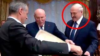 ПОДАРОК ОТ ПУТИНА! Такого унижения Лукашенко НЕ ИСПЫТЫВАЛ НИКОГДА!