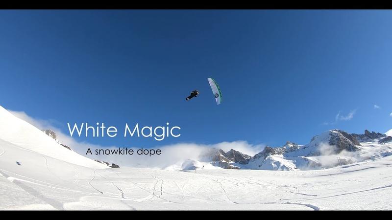 White Magic A snowkite dope