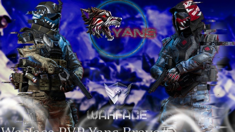 Турнир Warface PVP Yans Bravo 10 Финал Гpемлины bandaklounov 20 50
