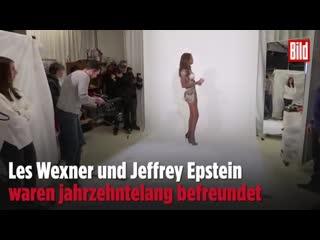 bergriffe gegen Models - Victorias-Secret-Chef lie Missbrauch gegen seine Engel zu