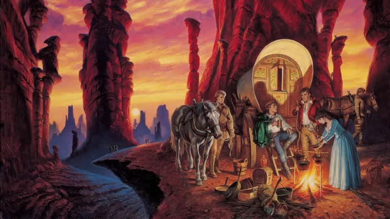 Восходящая тень Роберт Джордан ♦ 1 Аудиокнига Akhn Аудиокнига Аудио книга