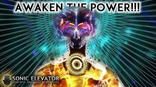 Deep Brain Wave Music + (AWAKEN THIRD EYE TONES) Go Into Deep Meditation With Spiritual Drums Music