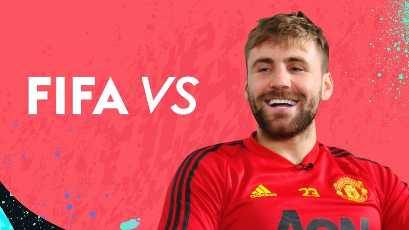 Who is the SLOWEST player at Man United Luke Shaw vs FIFA 20