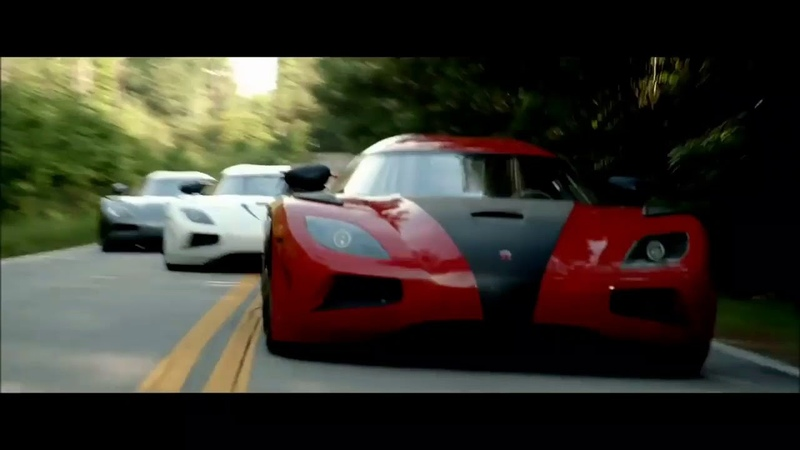 Need for Speed Koenigsegg Race The Spectre cover