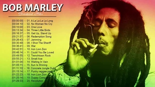 ボブマーリーメドレー ♫ Bob Marley Greatest Hit 2020 ♫ ボブマーリーベストヒット ♫ ボブマーリー名曲 ランキング♫ レゲエ ボブマーリー 名曲