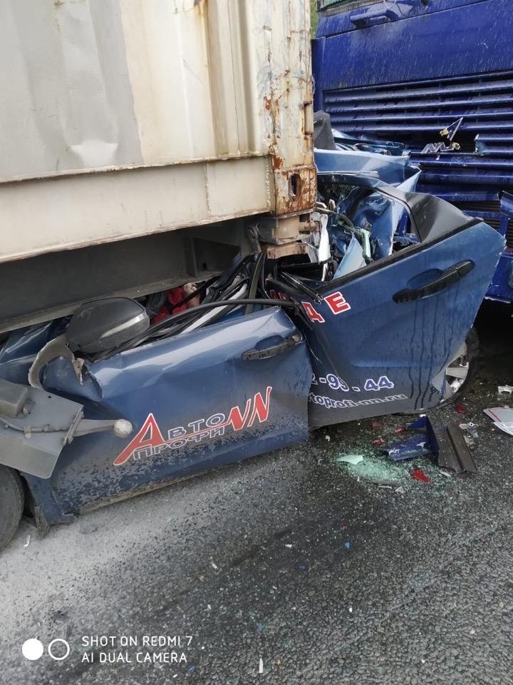 смертельная авария в Богородском районе 4 июня
