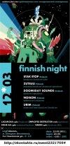 ░▒▓██ FINNISH NIGHT ██▓▒░ 12*03*11 @ Zoccolo