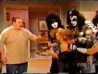 Kiss на передаче mad tv 1998
