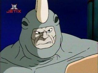 Человек-паук 1994 года ( Сезон 1, Серия 8 ) Чужой костюм (часть 1)