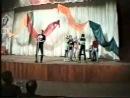 Выступление агитбригады пушкиногорцев