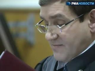 """Речь """"судьи"""" Данилкина при оглашении наказания Ходорковскому"""