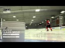 Claude Giroux Trick Shots with the Bauer Vapor APX2 Hockey Stick