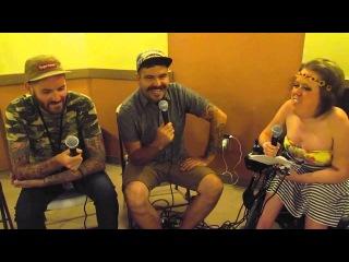 Silverstein Warped Tour 2013 Interview Billy Hamilton Josh Bradford