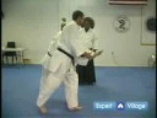 Beginning Aikido Techniques : Kate Dori Kokyu Ho Ura Japanese Aikido Techniques