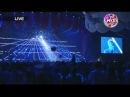 Мумий Тролль - Фантастика Это по любви Live, Премия Муз-Тв 2011