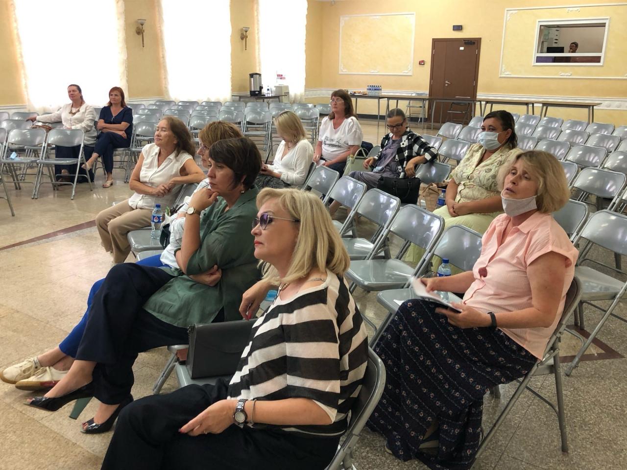 3 июля, делегация Можгинского района, в составе: