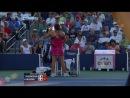 US Open 2012 1-й круг. Ольга Пучкова (Россия) – Ирина Фалькони (США) НТВ