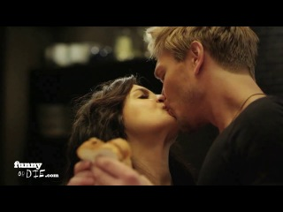 First Kiss with Rachael Leigh Cook & Chad Michael Murray