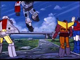 Трансформеры G1 Сезон 3 Эпизод 20 - Transformers G1 Season 3 Episode 20