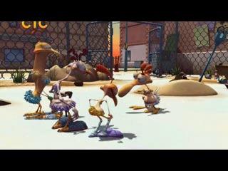 Куриный городок 1 39 серия из 39 Chicken Town 2011 Комедия приключения мультфильм SATRip