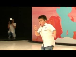 """Репетиция мюзикла """"Король Лев"""" (проект Гульнары Каримовой). Танец участника"""