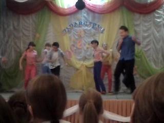 мы танцуем буги-вуги:-D