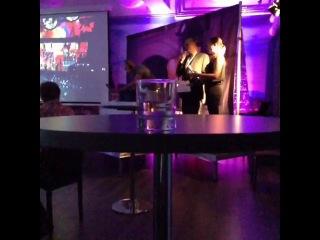 Вип-зона на концерте в Хельсинки