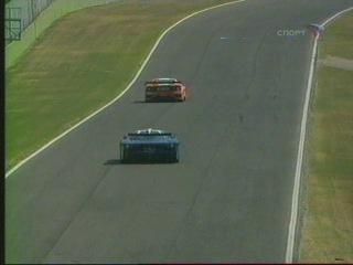 FIA GT 2004 Этап 8 Имола Обзор телеканала Спорт