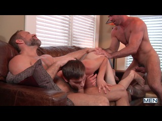 [men] houseboy part 2 ( billy santoro, dirk caber, johnny rapid)