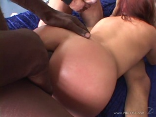 Craving black cock / тяга к черному члену (triple threat) [ anal, gang bang, one on one, big boobs, interracial, facial cumshot, hairy, latina, double penetration, threesome, creampie, swallow, double blowjob, brunette, blonde, 540p]
