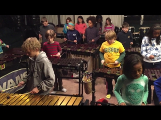 Louisville leopard percussionists (led zeppelin) kashmir and immigrant song 2015