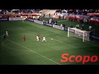 Goal Cristiano Ronaldo ●by Scopo●