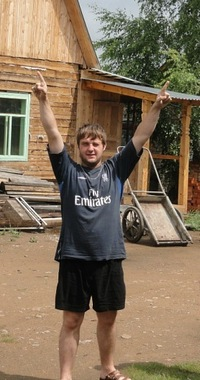 Халиулин Дмитрий