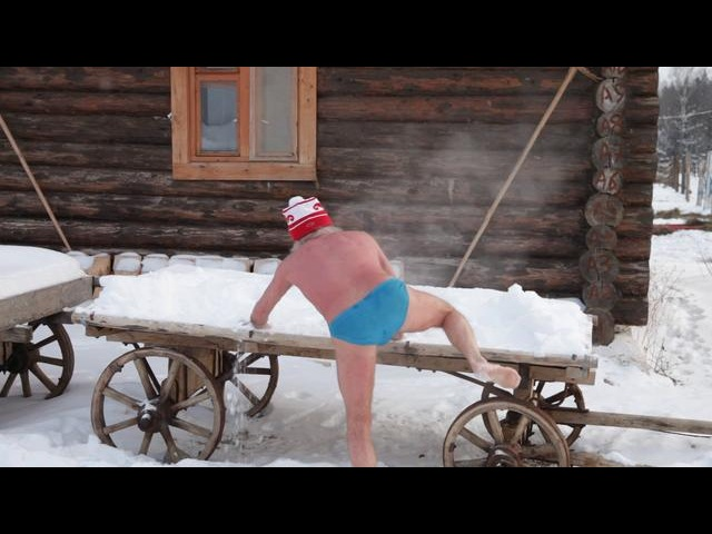 Nude Olympic Ded Moroz 08/03