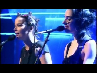 Bjork & PJ Harvey perform 'I Can't Get No Satisfaction'   BRIT Awards 1994 - Video Dailymotion