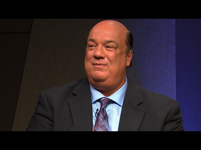 Paul Heyman offers up praise to UFC's Conor McGregor Bring It To The Table Jan 2 2017