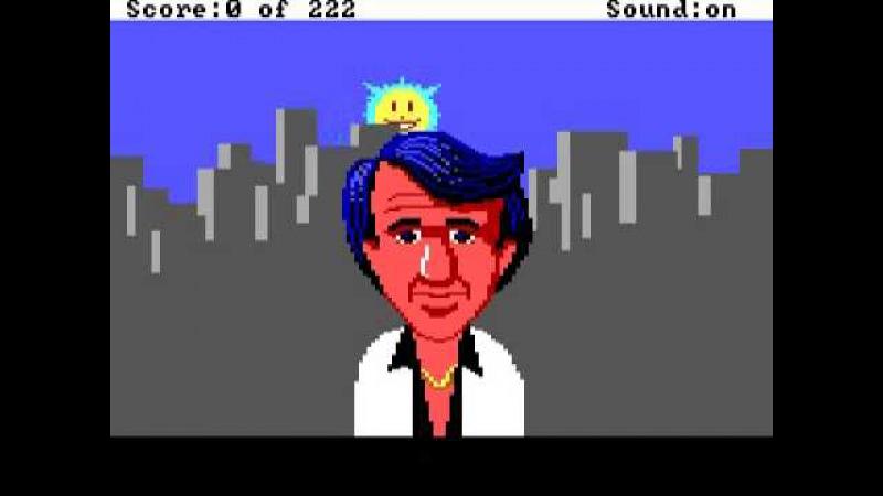 Leisure Suit Larry Virgin Suicide.