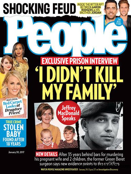People USA January 30 2017