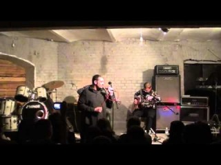 RANA RIDIBUNDA  на открытии киевского рок-клуба [2011-12-04]