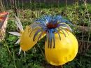 101 идея для украшения сада Adornments for garden with his own hands