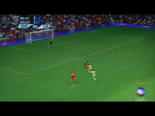 ■ Oscar dos Santos Goal © 2012