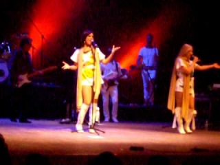 ABBA The Show - Knowing Me Knowing You