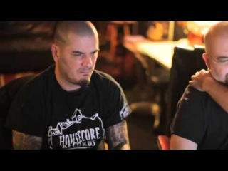 Converse x Decibel Collaboration Hanging with Phil Anselmo in a Louisiana (w/ RUS subtitles)